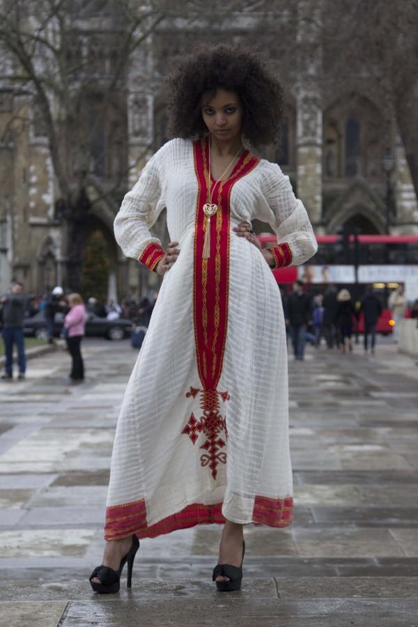 Ethio Beauty - EthioBeauty - Ethiopian Cultural Wear
