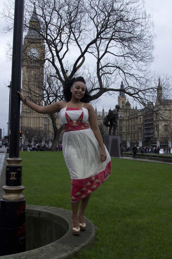 Ethio Beauty Ethiobeauty Ethiopian Cultural Wear