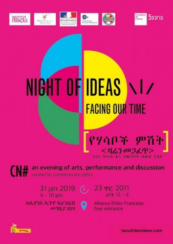 Night of Ideas 2019 -