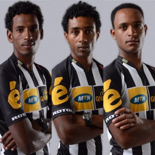 Ethio Beauty - Eritrea Comes To The Tour De France