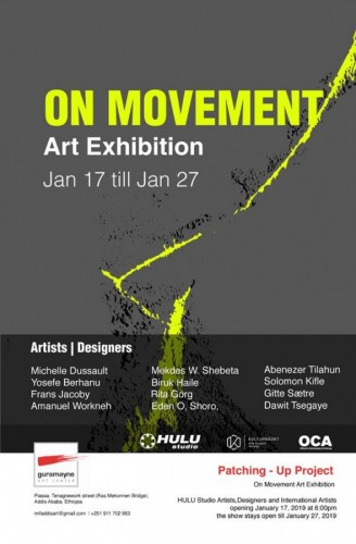 On Movement Group Art Exhibition