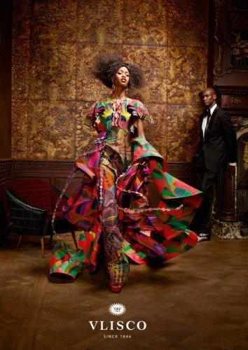 Vlisco's new collection 'Splendeur'