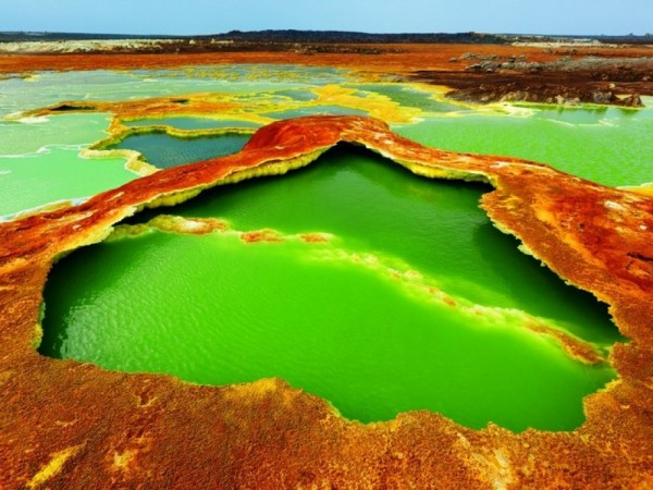 The most amazing natural beauty of Ethiopia