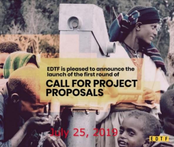 Ethiopian Diaspora Trust Fund Call For Project Proposals 2019