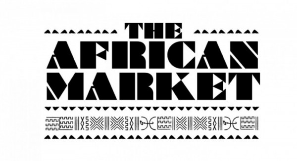 The African Market At Spitalfields -  27.06.15