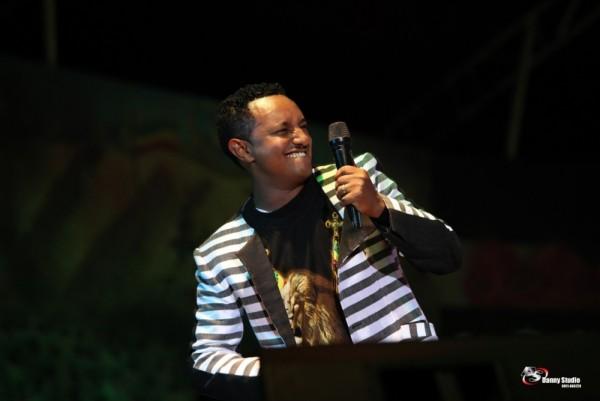 SummerStage Presents: Teddy Afro, Noura Mint Seymali Hahu Dance Crew  - 05.07.14