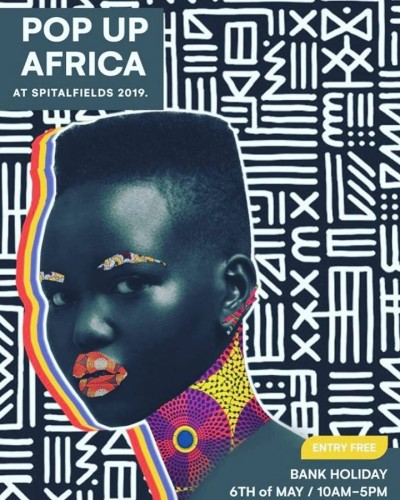 Africa At Spitalfields 2019