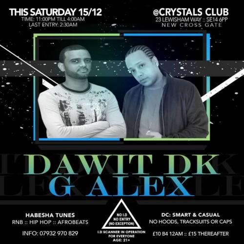 Dawit DK & G Alex