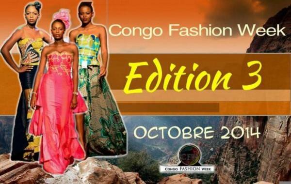 Congo Fashion Week 2014 - 08-11.10.14