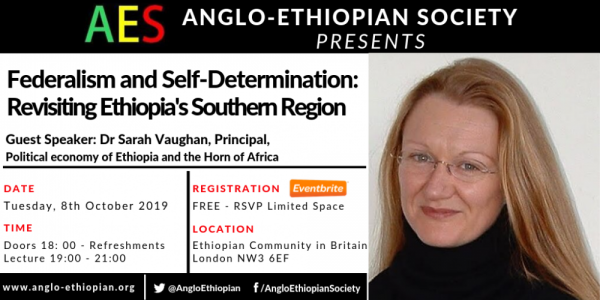 Federalism and Self-Determination: Revisiting Ethiopia's Southern Region Lecture