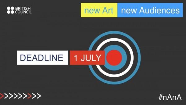 Open Call: Sub-Saharan Africa New Art New Audiences