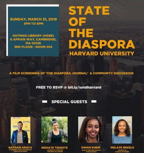 Habesha Networks State of the Diaspora