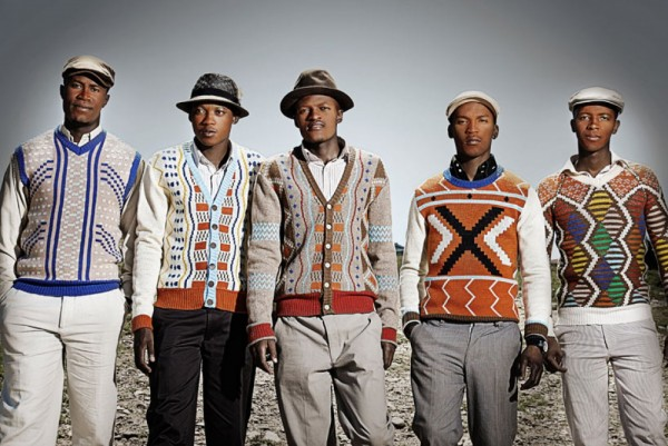 MEN A LA MODE at Mercedes-Benz Fashion Week Joburg