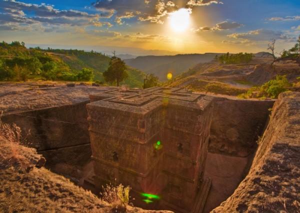 A poem to Ethiopia