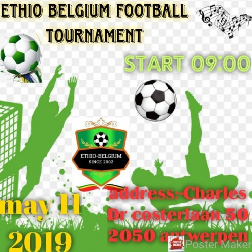Ethio-Belgium Football Tournament