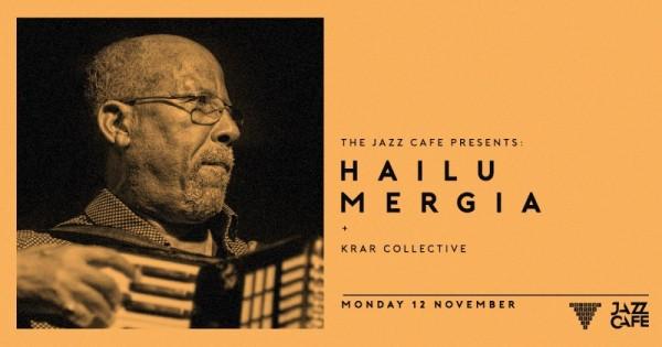 Hailu Mergia + Krar Collective