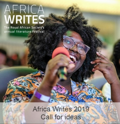 AFRICA WRITES 2019 – CALL FOR IDEAS