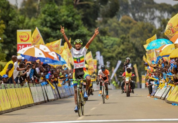 Ethiopian Youngster Temalew Wins Stage Six Tour Du Rwanda