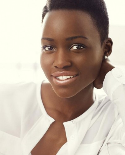 Lupita Nyong'o New Face Of Lancôme!