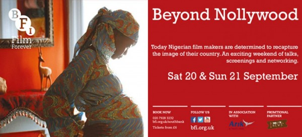 Beyond Nollywood: B for Boy And Nadia Denton in conversation - 20.09.14