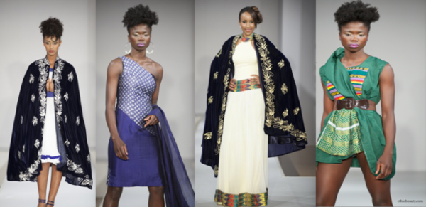 Ethio Beauty Magazine Fashion Show SS14
