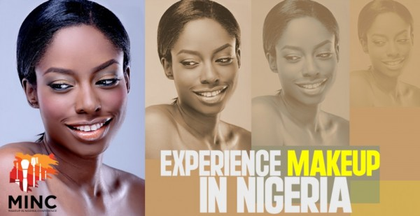 Makeup In Nigeria Conference - 30.04.14