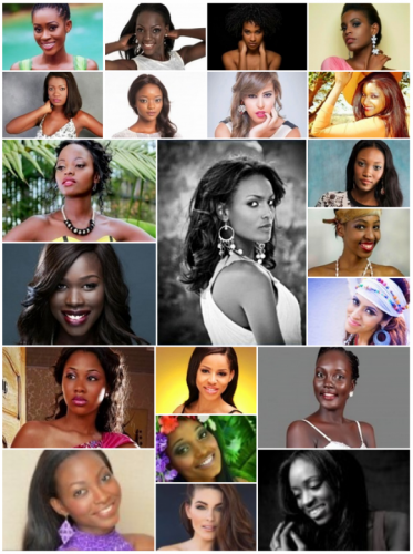 Miss World 2014 Meet the Beauties Representing Africa