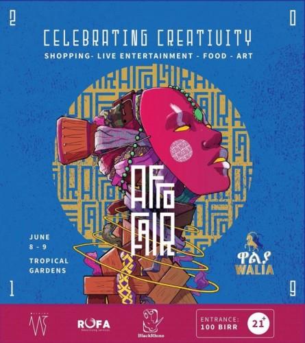 Afro Fair Fest June 2019