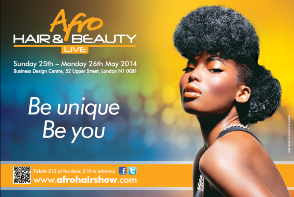 Afro Hair & Beauty LIVE - 25-26.05.14