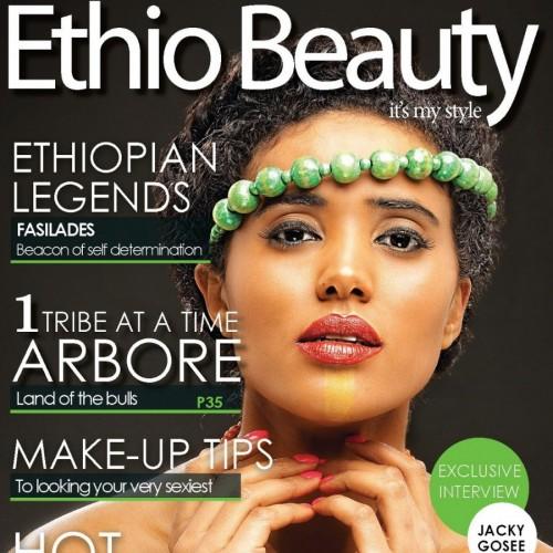 Issue 1 Cover Model: Senait Abraham