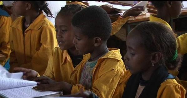 Educate A Girl, Educate A Society: Ethiopia - 23.01.14