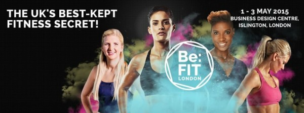 Be:Fit London 2015 - 01-03.05.15