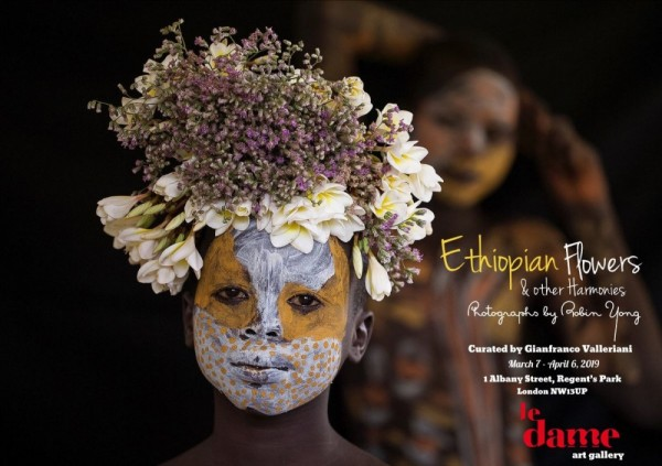 Ethiopian Flowers and Other Harmonies Exhibition