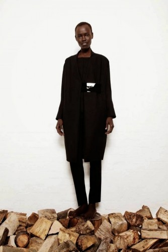 Look Book: Omer Asim's A/W 14 Collection