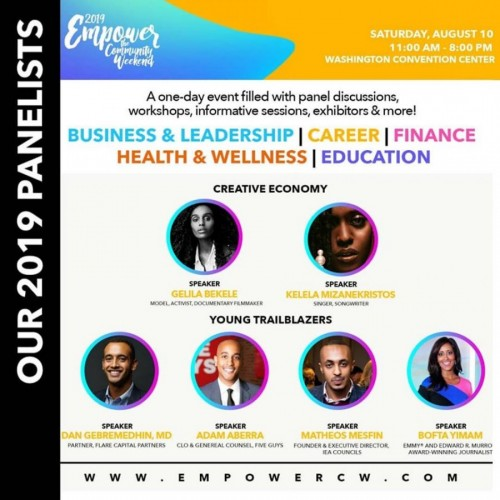 Empower the Community Weekend 2019