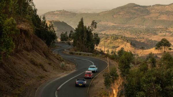 Top Gear in Ethiopia