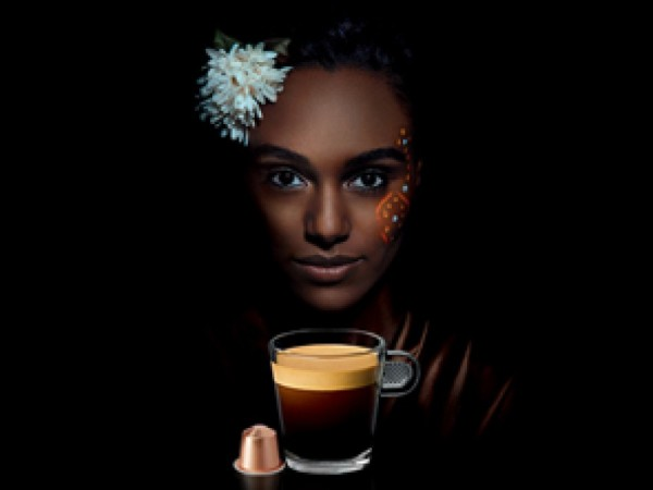Gelila Bekele New Face for Nespresso Bukeela Ka Coffee