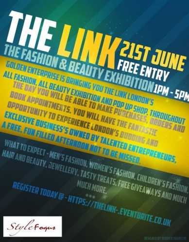 The Link: The Fashion and Beauty Exhibition - 21.06.14