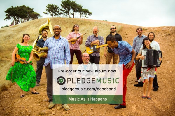 Debo Band + PledgeMusic