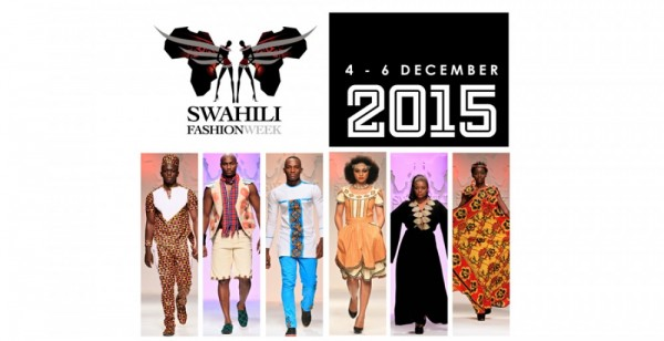 Swahili Fashion Week 2015 - 4-6.12.15