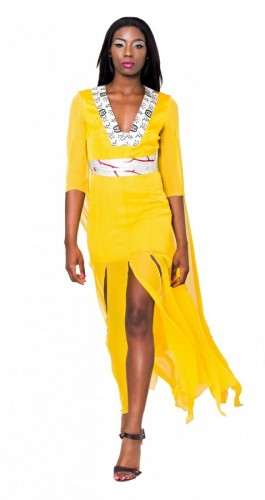 Eki Orlean's Vibrant SS14 Collection