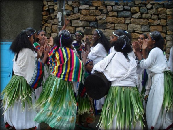 Ashenda - Tigray Cultural Holiday - 24.08.14