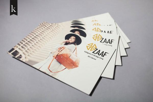 Look Book: ZAAF SS2015