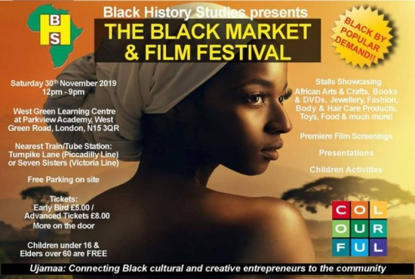 The Black Market & Film Festival 2019