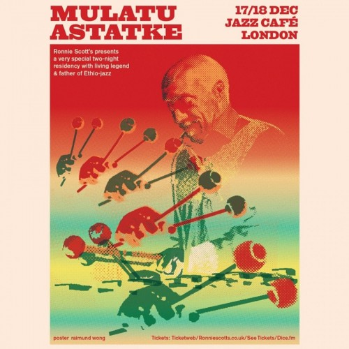 Mulatu Astatke Presented by Ronnie Scott's