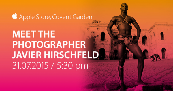 Meet the Photographer: Javier Hirschfeld - 31.07.15