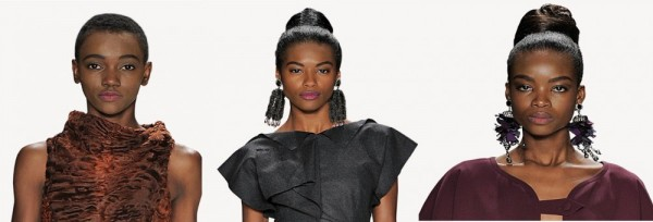 New York Fashion Week 2014 Beauty Trends