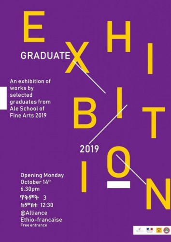 Opening exhibition: Graduates 2019 from Ale School of Fine Arts