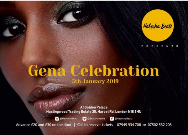 Habesha Beatz Presents Gene Celebration