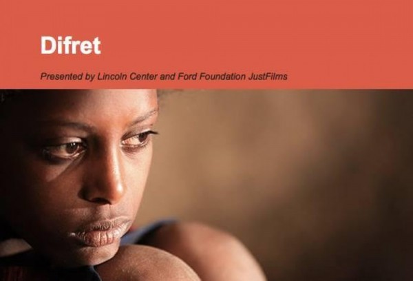 Difret Screening: New York - 27.05.14